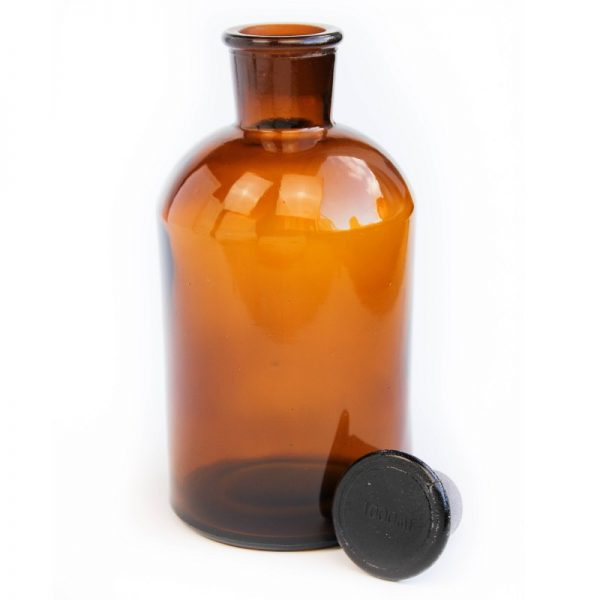 Reagent bottle 1000 ml amber