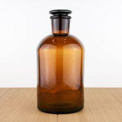 Reagent bottle 1000 ml amber