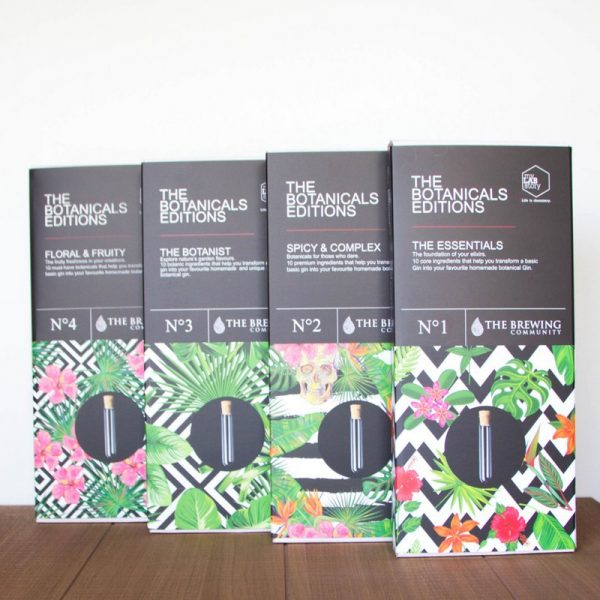 The botanicals editions - full pack