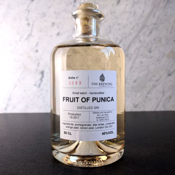 Fruit Of Punica Distilled Gin