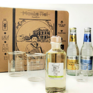 Manke Fiel Assese gin Gift pack