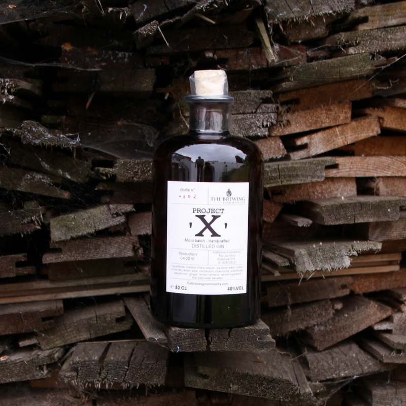 Project X Distilled Gin