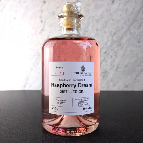 Raspberry Dream Distilled Gin