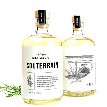 Souterrain Zwevegemse gin 50 cl