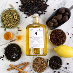 The Adventure of The Yellow Face Distilled Gin