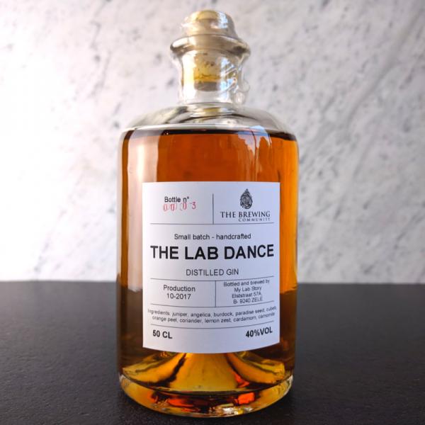 The LAB Dance Gin