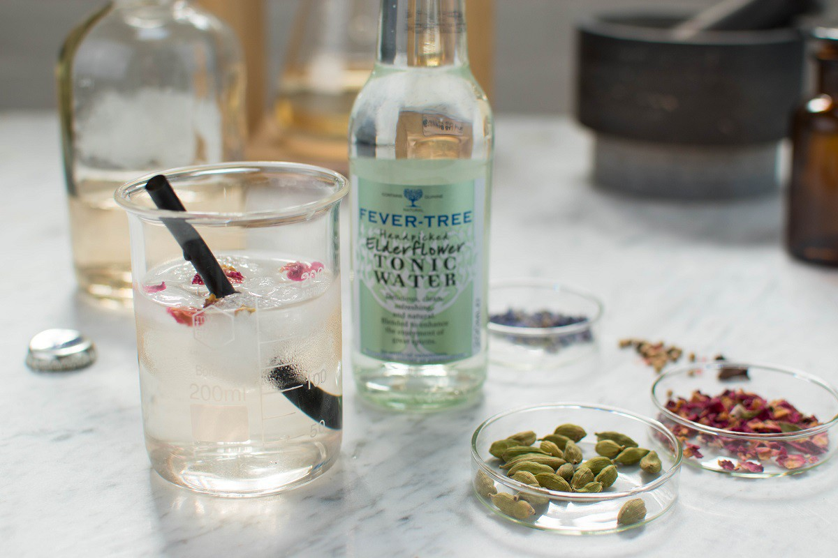 Craft your own gin